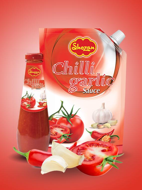 Shezan Chili Garlic Sauce