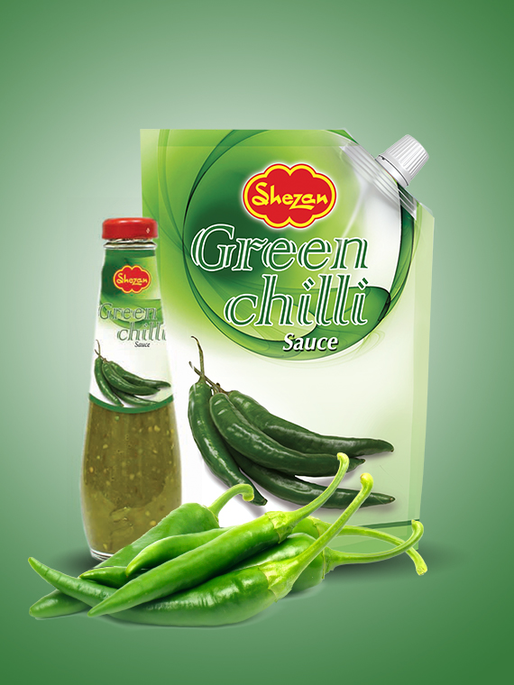 Shezan Green Chili Sauce